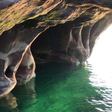 Grand Island caves