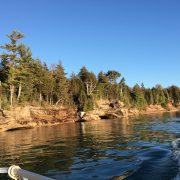 grand island shoreline