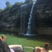 enjoy spray falls