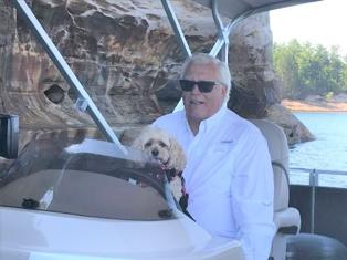 Lake Superior boat captain